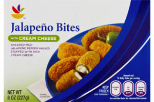Ahold Jalapeno Bites with Cream Cheese