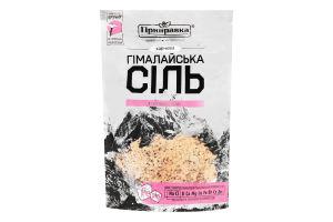 Соль пищевая со смесью перцев Гималайская Приправка д/п 200г