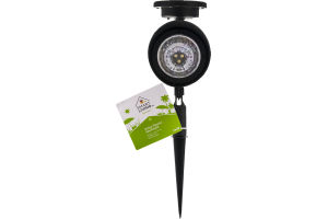 Smart Living Solar Plastic Spotlight