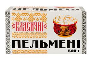 Пельмені Класичні Імператор Смаку к/у 500г