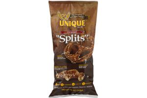 "Unique ""Splits"" Split-Open Pretzel Original"