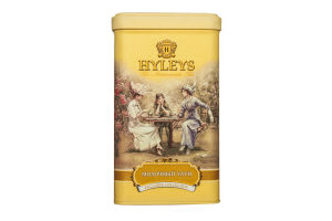 Чай среднелистовой Молочный улун Hyleys ж/б 125г