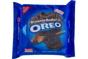 Nabisco Oreo Chocolate Sandwich Cookies Brownie Batter