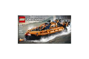 Конструктор для детей от 8лет №42120 Rescue Hovercraft Technic Lego 1шт