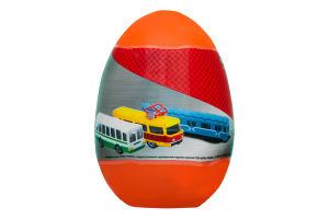 Іграшка Techno Park Автомодель колекційна у яйці SB-16-92