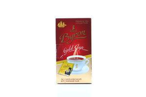 Чай Lord Byron Gold Cup 45г