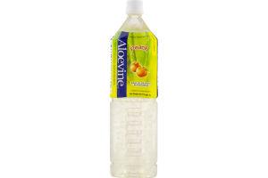 Aloevine Aloe Vera Drink Peach