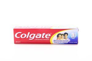 Зубная паста Максимальная защита от кариеса Свежая Мята Colgate 100мл