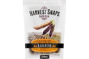 Calbee Harvest Snaps Black Bean Habanero