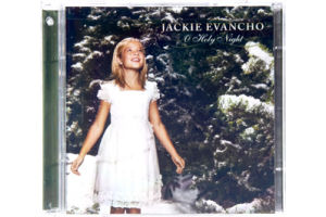 Jackie Evancho Holy Night CD