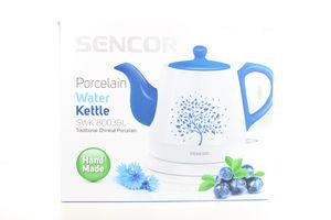 Чайник ел.Sensor SWK 8003BL синій