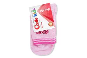 CONTE-KIDS TIP-TOP Шкарпетки дитячі р.20 272 світло-рожевий