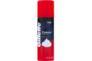 Gillette Foamy Regular Shave Foam