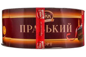 Торт БКК Пражский