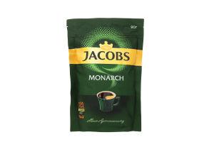 Кава Jacobs Monarch розчинна сублімована 90г x27