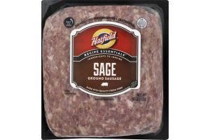 Hatfield Recipe Essentials Ground Sausage Sage