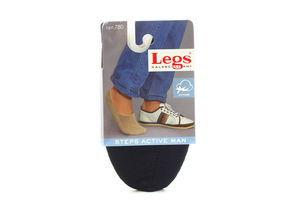 Сліди Legs чоловічі чорні 43-45 780