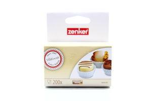Формы Fackelmann Zenker д/кексов бумажные 200шт к/у арт.43416