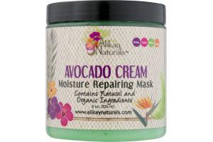 Alikay Naturals Moisture Repairing Mask Avocado Cream