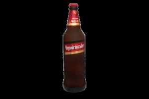 Пиво 0.5л 5.4% світле Чернігівське Lager пл