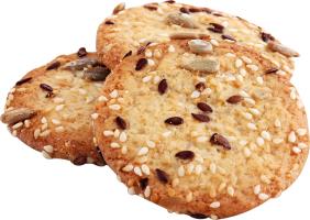 Печиво здобне пісочно-відсадне Хрустке Biscotti кг
