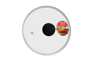 Крышка для сковороды Eat&Drink D22 стекло-бакелит