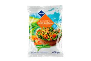 Смесь овощей Премія замороженная Мексиканская