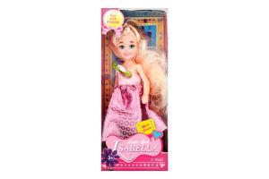 Лялька для дітей від 3рок №YL1600-B Isabella Mini series 1шт