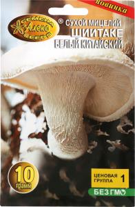 Семена Алекс Гриб Шиитаке белый