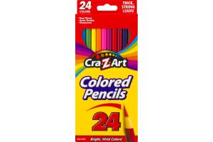 Cra-Z-Art Pencils Colored - 24 CT