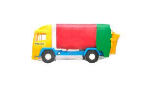 Іграшка Wader Mini truck Сміттєвоз арт.39211