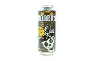 Напиток слабоалкогольный 0,5л 7% Rom and Cola Roger's ж/б