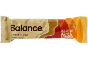 Balance Nutrition Bar Dulce De Leche & Caramel