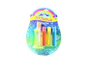 Іграшка Dream Makers набір мільних бульбашок Досліди 333