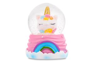 Сувенир Водный шар Пони в ассортименте Y*-1