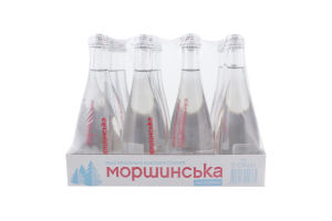 Вода минеральная негазированная Моршинська с/бут 0.33л
