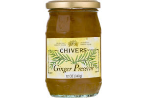 Chivers Ginger Preserve