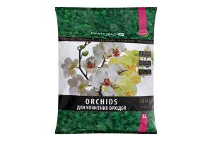Cубстрат 3л Для эпифитных орхидей Peatfield 1шт