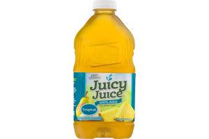 Juicy Juice 100% Juice No Sugar Added Tropical