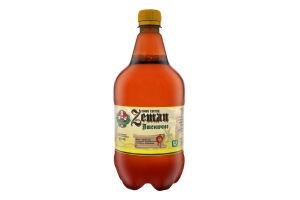 Пиво 1л 5% світле фільтроване непастеризоване Пшеничне Zeman п/пл