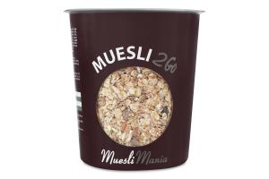 Сніданки сухі Мюслі з ягодами Berry Boom Muesli 2Go Muesli Mania ст 70г