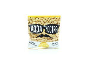 Арахис жареный со вкусом пармезана Коза Ностра м/у 40г