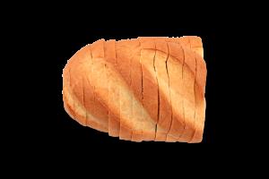 Батон половинка в нарізці Ювілейний Хлібодар м/у 200г