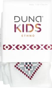 Колготки дитячі Duna Kids Ethno №979 110-116 білий
