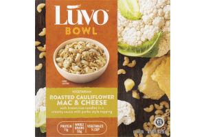 Luvo Bowl Vegetarian Roasted Cauliflower Mac & Cheese
