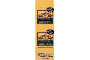 Land O'Lakes Sharp Cheddar American Blend Cheese