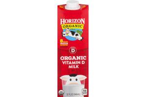 Horizon Organic Vitamin D Milk