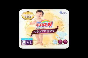 Подгузники Goo.N Super Premium XL 12-20