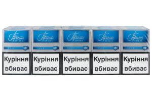 Сигареты Прима Серебряная Синяя 20шт
