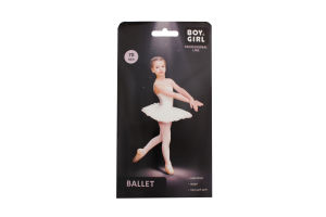 Колготы детские Boy&Girl Ballet 70den 128-134 white